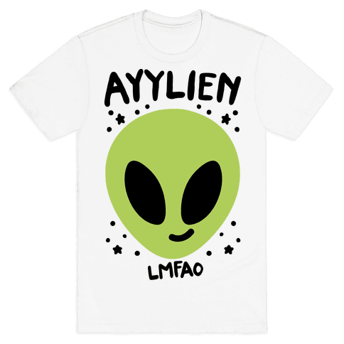 Ayylien  Mens T-Shirt