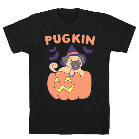 Pugkin Mens T-Shirt