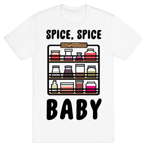 Spice, Spice Baby T-Shirt