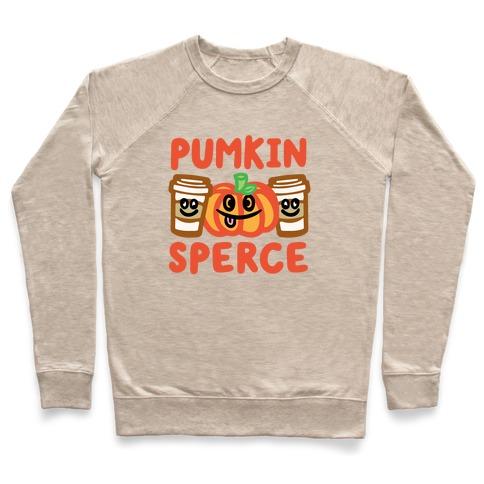 Pumkin Sperce Parody Pullover
