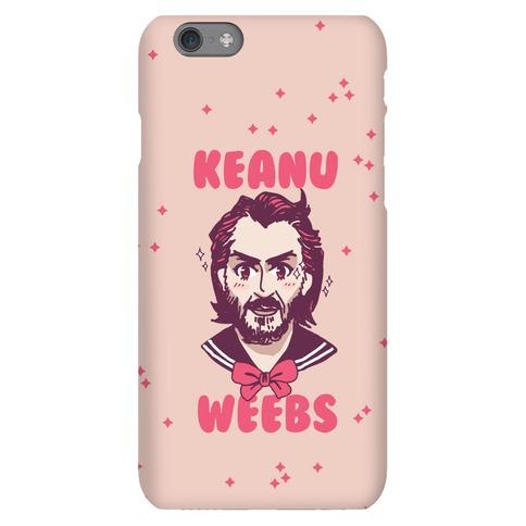 Keanu Weebs Phone Case
