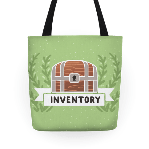 Inventory Chest Tote
