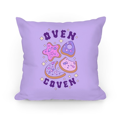 Oven Coven Pillow
