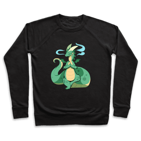Dragon At Peace Pullover