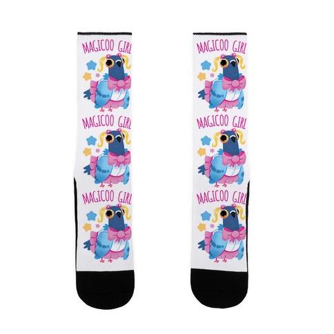 Magicoo Girl Sock
