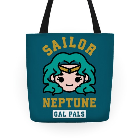 Sailor Neptune Gal Pal Tote