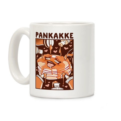 Pankakke Coffee Mug