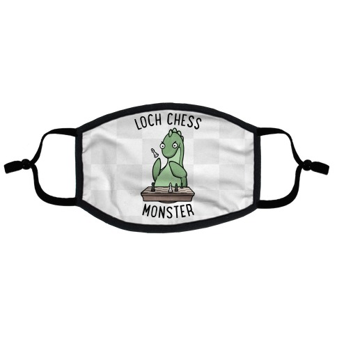 Loch Chess Monster Flat Face Mask
