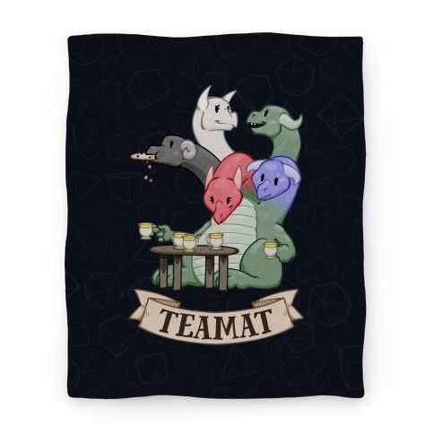 Teamat Blanket