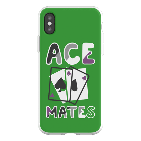 Ace Mates B Phone Flexi-Case