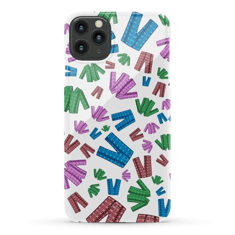 Pajamas Pattern Phone Case