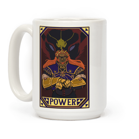 Power - Ganondorf Coffee Mug