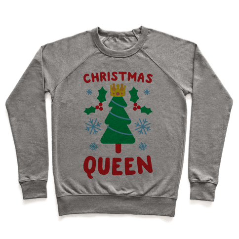 Christmas Queen Pullover