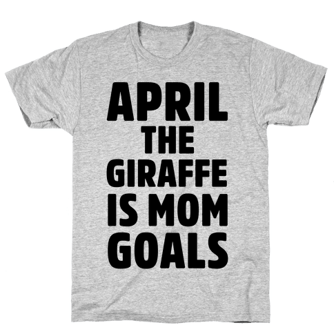 April the Giraffe is Mom Goals