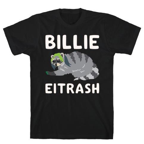 Billie Eitrash Parody T-Shirt