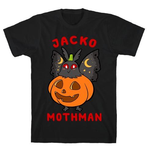 Jack-O-Mothman T-Shirt