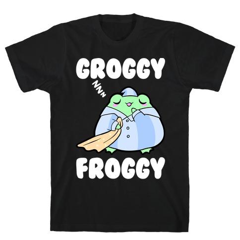 Groggy Froggy T-Shirt