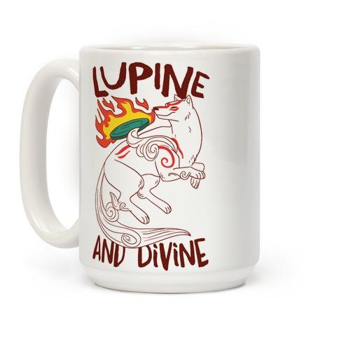 Lupine and Divine Coffee Mug