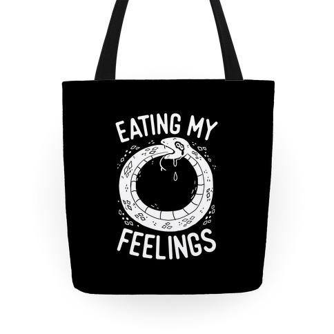 Eating My Feelings Tote