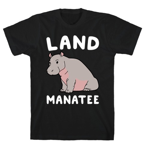 Land Manatee T-Shirt