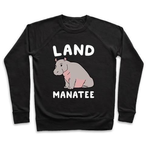 Land Manatee  Pullover