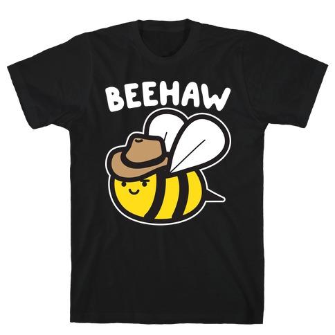 Beehaw Cowboy Bee Mens/Unisex T-Shirt