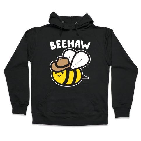 Beehaw Cowboy Bee Hooded Sweatshirt