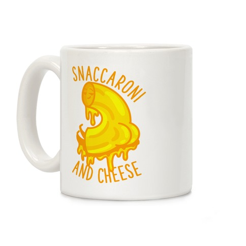 Snaccaroni and Cheese Coffee Mug