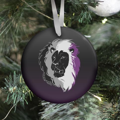 Ace Lion Pride Ornament
