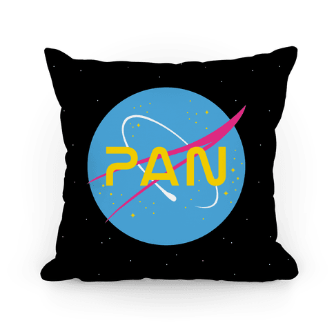 Pan Nasa Pillow