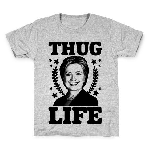 Thug Life HRC Kids T-Shirt
