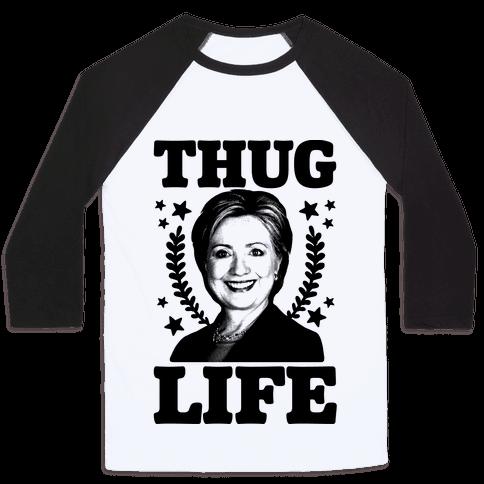 Thug Life HRC Baseball Tee