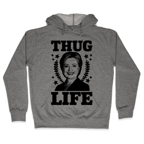 Thug Life HRC Hooded Sweatshirt