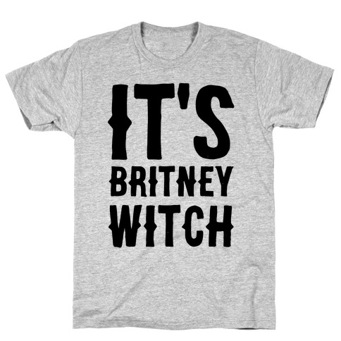It's Britney, Witch T-Shirt