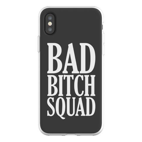 Bad Bitch Squad Phone Flexi-Case
