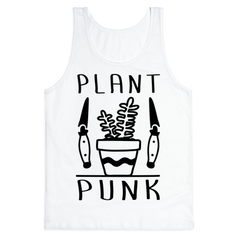 Plant Punk Tank Top