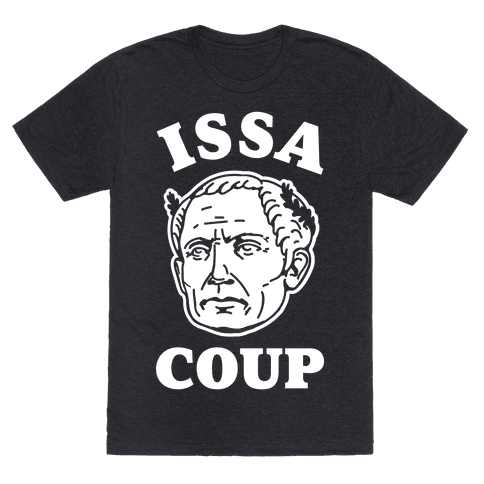 Issa Coup