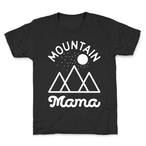Mountain Mama Kids T-Shirt