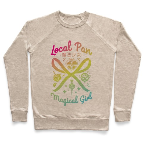 Local Pan Magical Girl Pullover