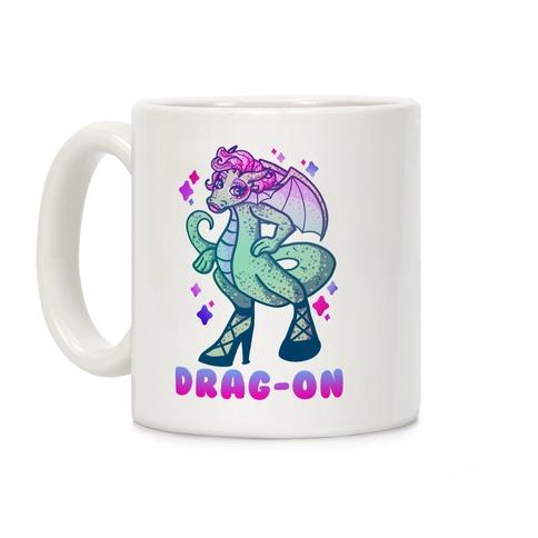 Drag-On Drag Queen Coffee Mug