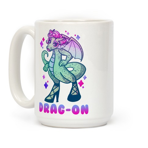 Drag-On Drag Queen Coffee Mug