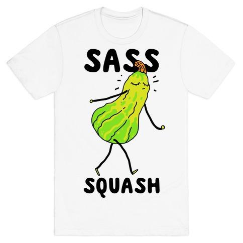 Sass Squash T-Shirt