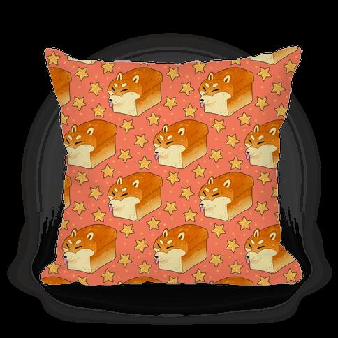 Shiba Inu Loaf Pillow