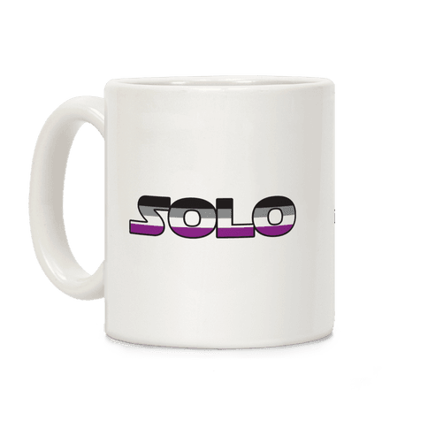Solo (Asexual) Coffee Mug