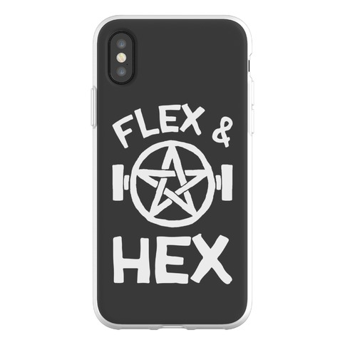 Flex And Hex Phone Flexi-Case