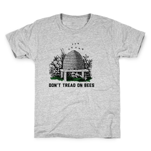 Don't Tread on Bees Kids T-Shirt