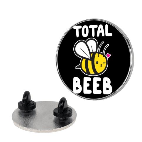 Total Beeb Bee Pin