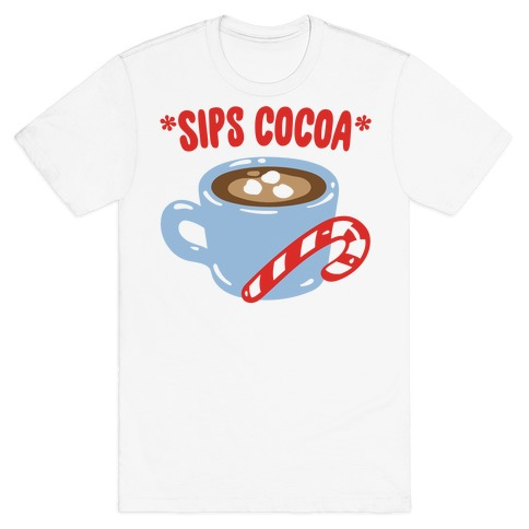 Sips Cocoa T-Shirt