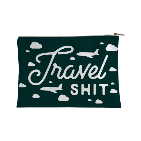 Travel Shit Accessory Bag