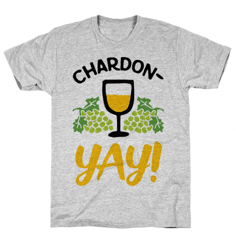 Chardon-Yay Mens T-Shirt